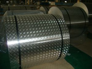 Bright, Polished, Mirror Aluminum Checkered Plate pictures & photos