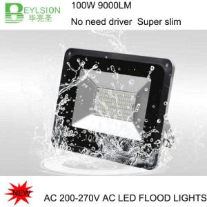 10W LED Flood Light 220V Waterproof No Need Driver pictures & photos