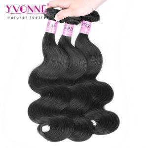 Top Grade Virgin Body Wave Brazilian Weaving Human Hair pictures & photos