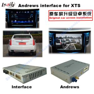 Android GPS Navigation System Video Interface for Cadillac Xts pictures & photos