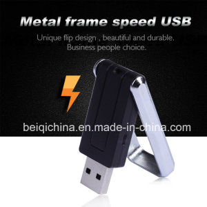 Metal Frame High Speed USB Flash Drive for Business People pictures & photos