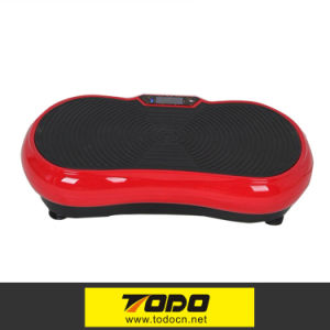 Fitness Body Slimmer Vibration Plate Fitness with Bluetooth pictures & photos