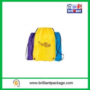 Promotional Eco Nylon Drawstring Bag with Storage pictures & photos