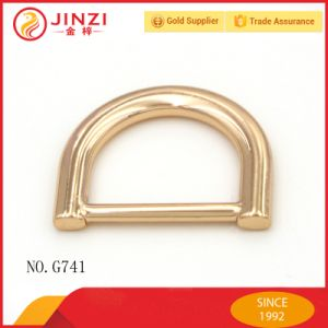 New Design Metal D Ring for Handbags/Garments/Belts pictures & photos