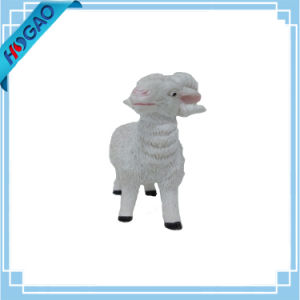 Sales Price Cute Resin Sheep Fairy Garden Ornaments Gnomes Fantasy Gifts pictures & photos