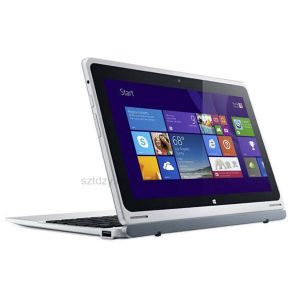 10.1 Inch 2 in 1 Notebook Laptop 32GB Windows 8 Laptop Tablet pictures & photos