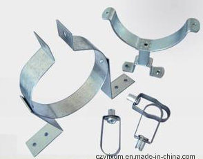 Customized Safe Durable Fixed Clamp/ Fixed Clamp/ Fixing Clip/ Securing Clip pictures & photos