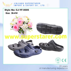 Summer Style Clogs Women, Holeys Anti Slip Clogs pictures & photos