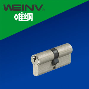 60mm Brass Lock Cylinder High Quanlity Door Lock Cylinder pictures & photos