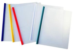 OEM High Quality Free Sample Clear PVC Ziplock Document Bag pictures & photos