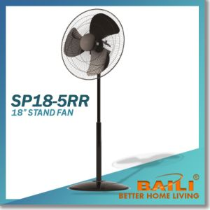 18 Inch Stand Fan, Pedestal Fan, Strong Airflow pictures & photos