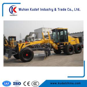 240HP Motor Grader with 3965mm Width Moldboard pictures & photos
