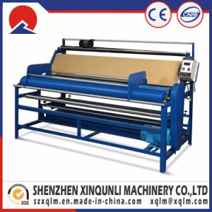 OEM 0.75kw Rolling Cloth Machine for Leather Metering pictures & photos