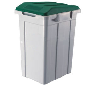 33 Liter Household Garbage Bin for Sorting pictures & photos