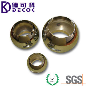 Ex-Stock Large Copper Ball/Brass Ball C28000 H62 Brass Ball for Carburetor Valve Steam Appliances Bearings pictures & photos