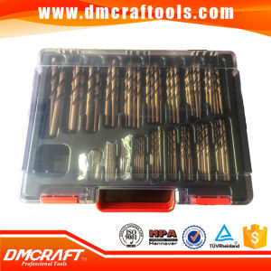 170 PCS M35 HSS Drill Bit Set with Rose Box pictures & photos
