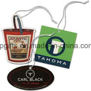 Advertising Promotional Paper Air Fresheners pictures & photos