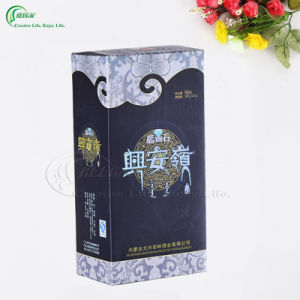 Professional Custom Printing Paper Packaging Boxes for Wine/Gift/Tea (KG-PX089) pictures & photos