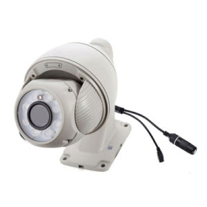 H. 264 20X Zoom Auto Tracking High-Speed Dome IP Camera with CCTV System pictures & photos