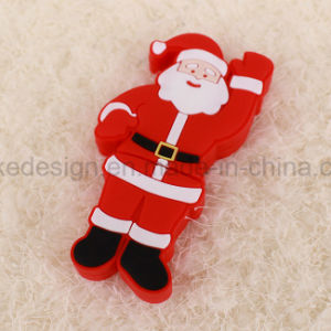 Hello Christmas Gift USB Flash Driver (UL-PVC030) pictures & photos