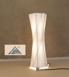 Decorative PE Fabric Table Lamp with Ce (C5007705-1) pictures & photos