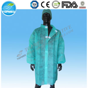 Medical Uniform Lab Coat Pattern for Doctors pictures & photos
