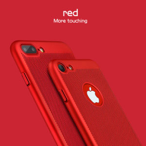New Arrival! Unique Design Heat Cooling Phone Case for iPhone 7/ 7 Plus