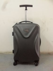 Single Trolley Tube ABS Trolley Case pictures & photos
