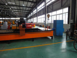 CNC Steel Plasma Cutting Machine Direct by China pictures & photos