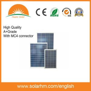 High Quality 120W Poly Solar Panel with Ce TUV RoHS Certificate pictures & photos