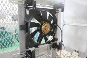 Radiator Fans Automatic Balancing Machines for Double Fans pictures & photos