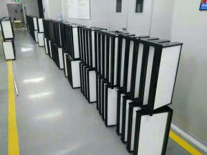 OEM 4V Pack Rigid Air Filter Industrial Box Manufacturer pictures & photos