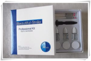 Clinic Professional Teeth Whitening Kit Used Together with Whitening Light pictures & photos