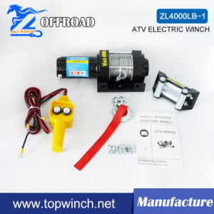 Electric Winch 12V/24V 4X4 4000lb-1 pictures & photos