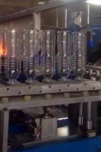 High Output Auto Pet Bottle Stretch Blow Molding Machine pictures & photos