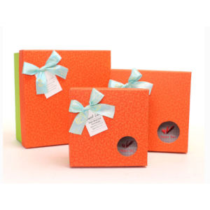 High Quality Custom Cardboard Gift Boxes pictures & photos