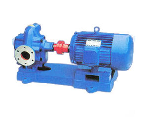 Hydraulic Double Gear Pump for Chemical Reactor pictures & photos