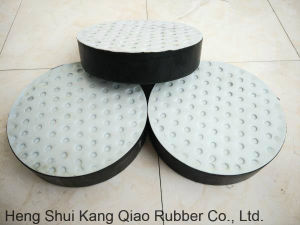 High Quality Laminated Rubber Bearing Pad for Large Displacement Bridge pictures & photos