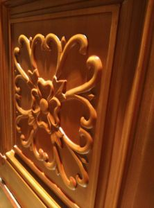 Good Quality Interior Wood Door (DS-6024) pictures & photos