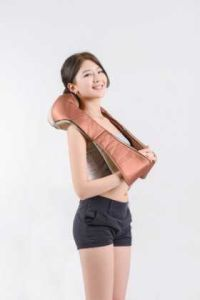 3D Kneading Neck and Shoulder Massage with Infrared Heated (MB-206) pictures & photos
