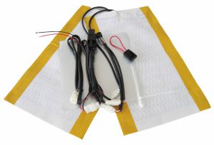 Yhc-Yk-02 12V Carbon Fiber Seat Heater pictures & photos