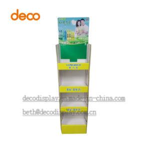 Floor Display Cardboard Display Stand Paper Display pictures & photos
