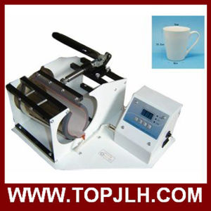 Professional Sublimation Printing Cone Mug Heat Press Machine for Sale