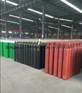 High Quality Oxygen Gas Cylinder for DOT-3AA High Pressure pictures & photos