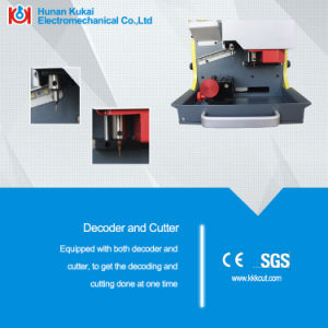 China High Security Key Cutting Machine Sec E9 Sidewinder Key Making Machine for High Security Keys Cuttings for Locksmith pictures & photos
