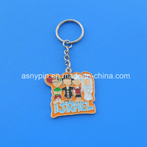 Highly Welcome Israel Jewish People Design Metal Key Chain Gift pictures & photos