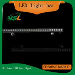 260W Single Row LED Light Bar LED Bar Light 10W CREE pictures & photos