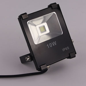 IP65 COB Best Outdoor LED Security Flood Light (SLFI COB 10W) pictures & photos