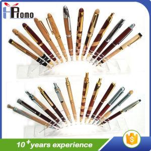 Elegant Bamboo Ball Pen for Souvenir pictures & photos