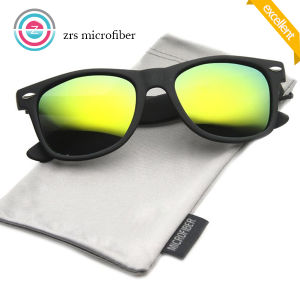 Campus Students Preferred Drawstring Microfiber Sunglasses Case pictures & photos